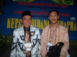 Wisono dan Pak Ichwan